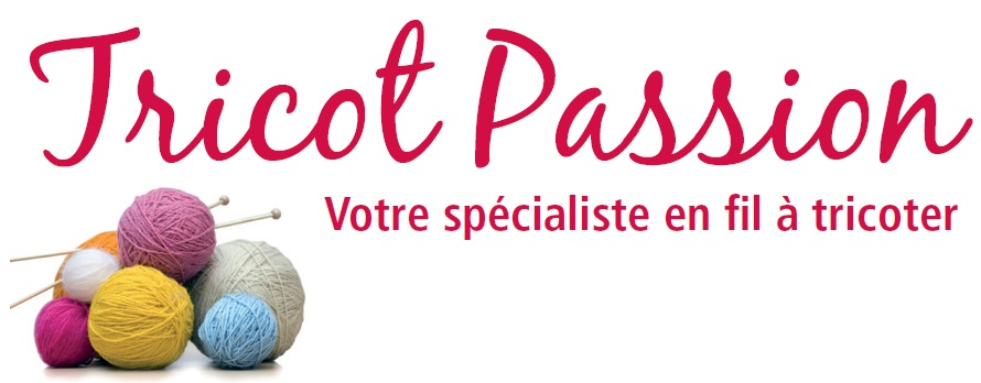 Logo Tricot passion
